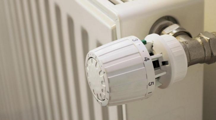 Valvole termostatiche - foto di repertorio