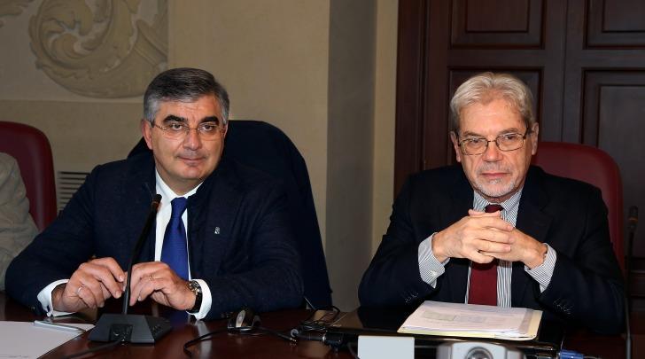 Conferenza stampa Masterplan Abruzzo - Chieti