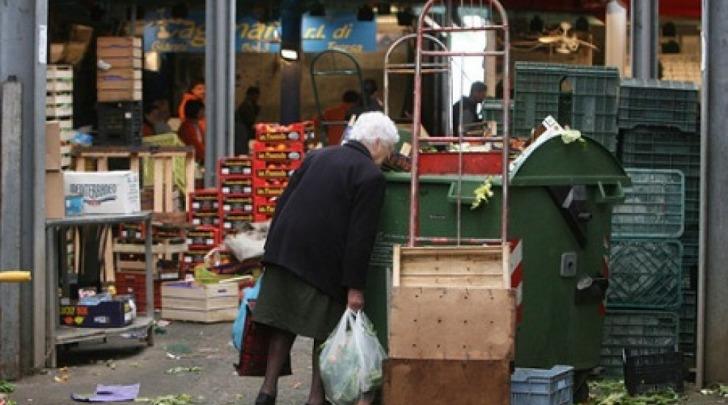 povertà - foto di repertorio
