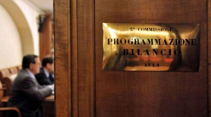 5^ Commissione Programmazione Bilancio - AULA