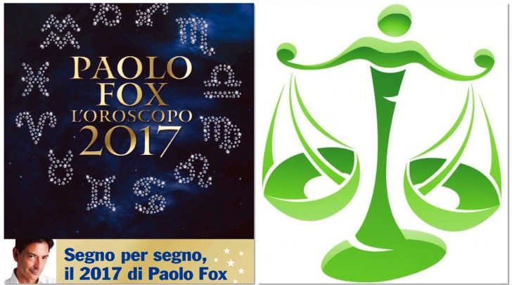 BILANCIA - Oroscopo 2017 Paolo Fox