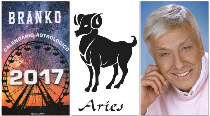 ARIETE - Oroscopo 2017 Branko