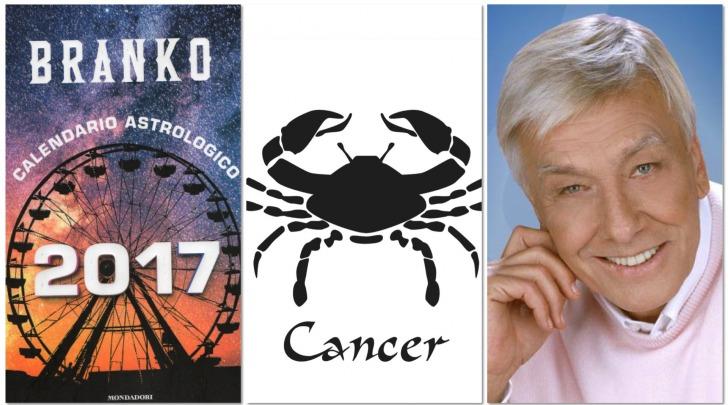 CANCRO - Oroscopo 2017 Branko