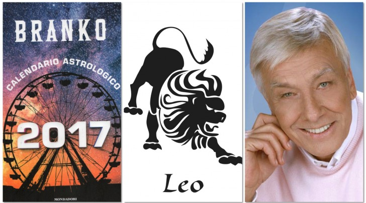 LEONE - Oroscopo 2017 Branko