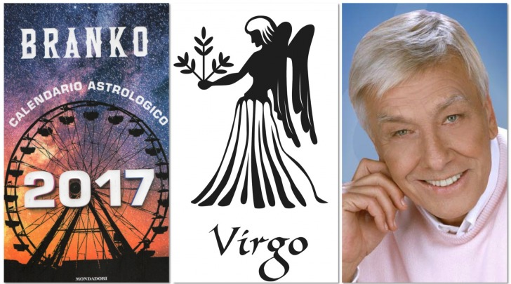 VERGINE - Oroscopo 2017 Branko