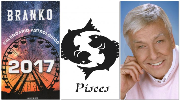 PESCI - Oroscopo 2017 Branko