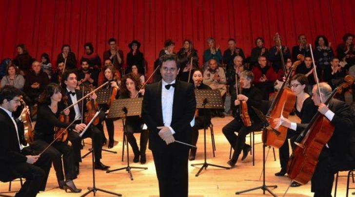 Orchestra da Camera Aquilana - Maestro Carmine Gaudieri