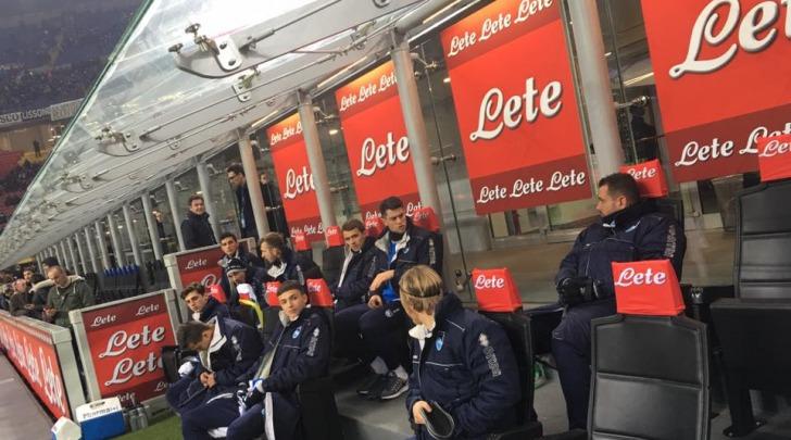 Foto facebook escara Calcio