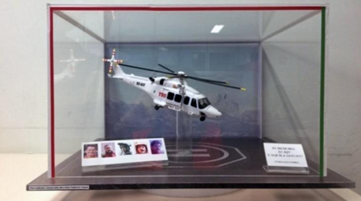 modellino elicottero 118