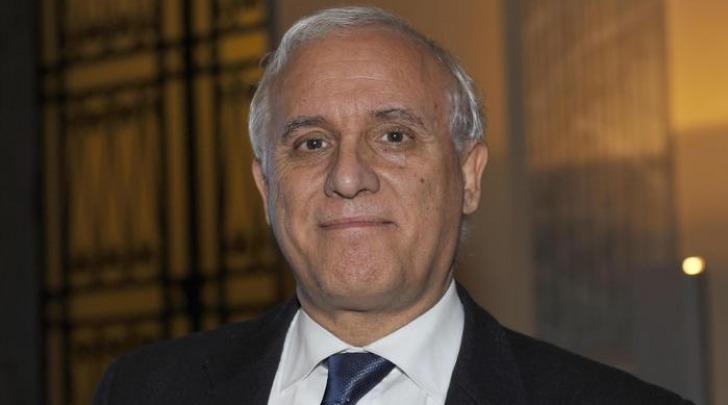 Il sindaco di Terni Leopoldo Di Girolamo