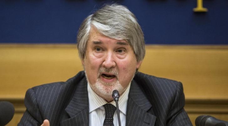 Il ministro del Lavoro, Giuliano Poletti