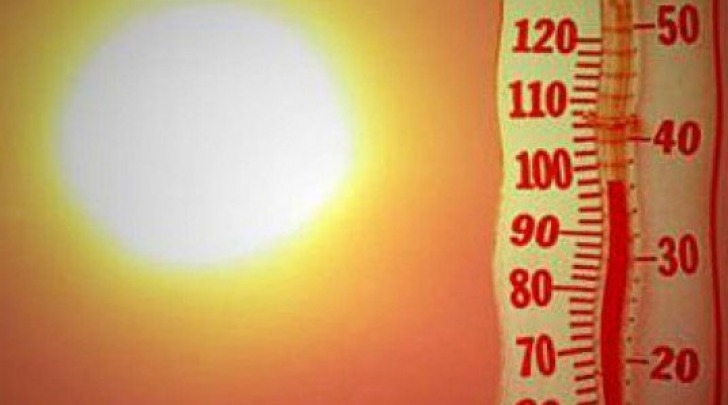 caldo - foto di repertorio