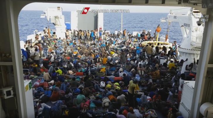 foto di repertorio - guardia costiera