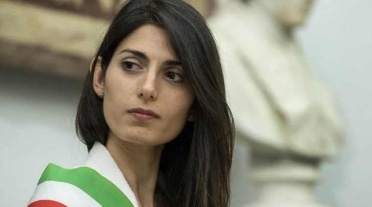Virginia Raggi - foto di repertorio