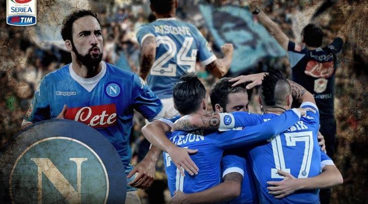 184944 Na Itália, o Napoli é o Campione dInverno
