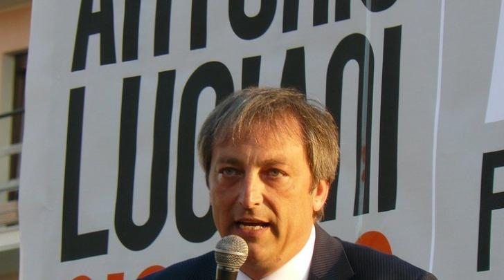 Antonio Luciani, sindaco di Francavilla al Mare