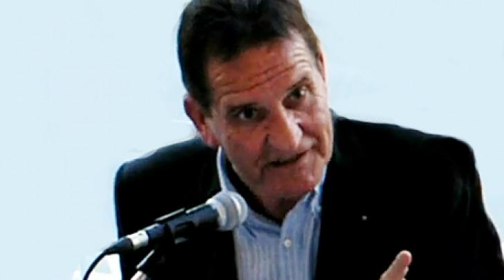 Il presidente della Lega Pro, Mario Macalli