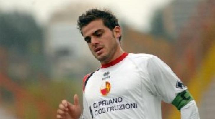 Simone Masini, attaccante di proprietà Ascoli
