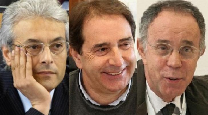 Chiodi, Di Stefano e Fontana