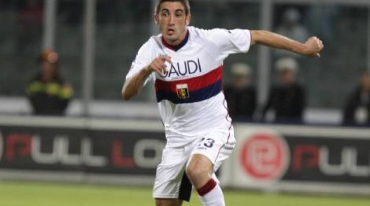 Francesco Modesto al Genoa