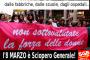 @SGBsindacato: indetto per Domani #8Marzo #Sciopero nazionale dei settori pubblici e privati