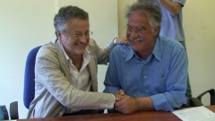 Alfredo Moroni ed Emilio Nusca