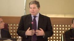 il ministro Gianpiero D'Alia