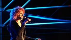 Fiorella Mannoia sul palco a L'Aquila