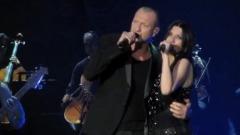 Biaggio Antonacci e Laura Pausini