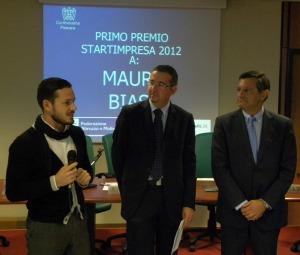 """Confindustria, """"KickOver"""" vince il premio Startimpresa 2012"""