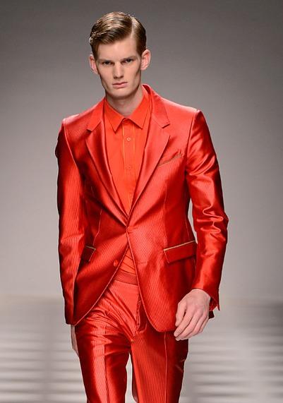 Vestiti Eleganti Uomo Colorati.Collezione Uomo Siviglia Buon Gusto Ed Originalita Cronaca