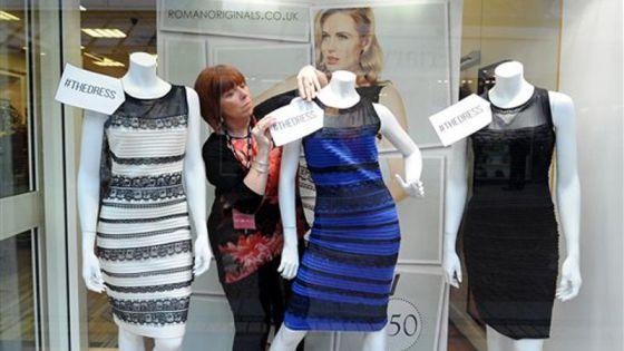 competitive price 4a5aa 8df78 Il vestito è blu e nero, ma quasi tutti lo vedono bianco ed ...