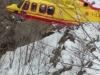 Lastra di ghiaccio travolge escursionisti, 3 feriti Sul Volt