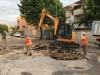 Strade franate, coltivazioni distrutte Governatore Marsilio traccia primo ...