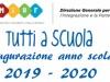Tutti a Scuola, il Presidente Mattarella e il Ministro Fiora