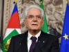 Presidio di Benvenuto per il Presidente Mattarella a L
