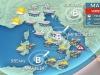 Ciclone mediterraneo sull