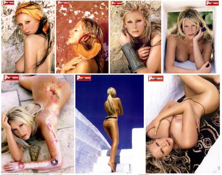 Calendario Di Alessia Marcuzzi.Alessia Marcuzzi A Breve Il Grande Fratello Ma Ve La