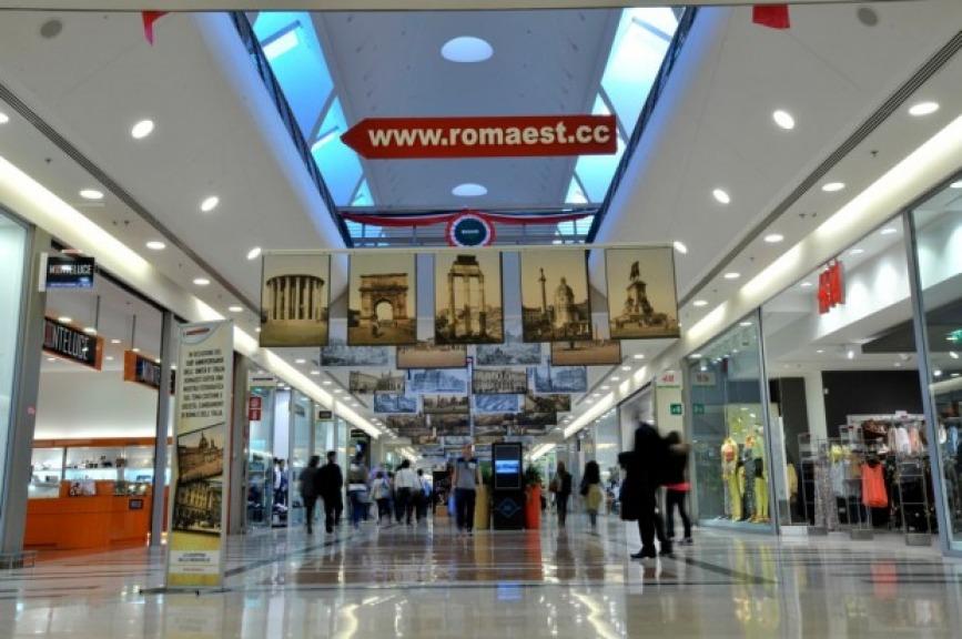 Centro commerciale roma est se suo figlio ha problemi for Locali commerciali roma centro