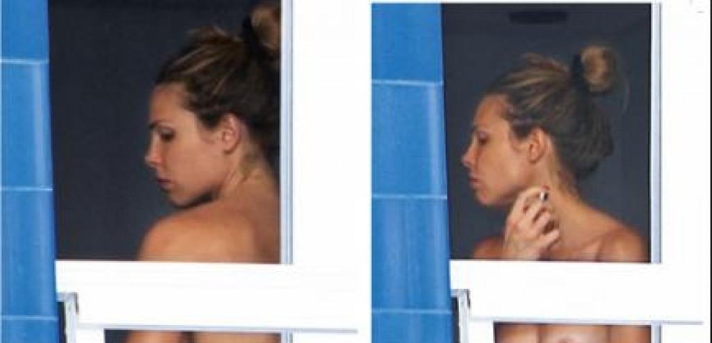 blasi topless Ilary
