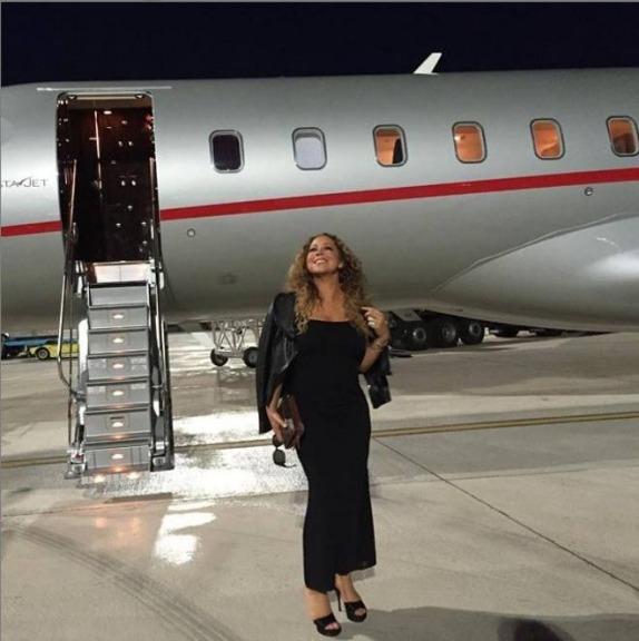 Costo Jet Privato Milano Roma : Mariah carey flirt con il multi milionario e vacanze in