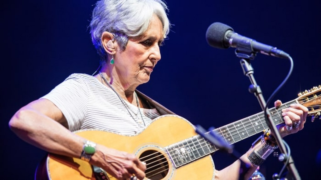 Joan Baez Tour  Uk