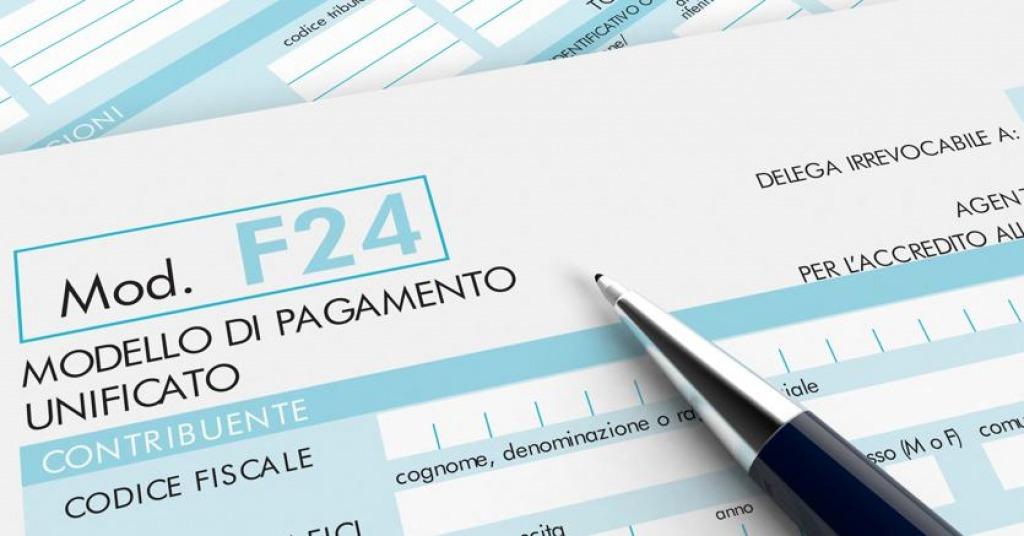 Modello F24 anche per gli atti ipotecari
