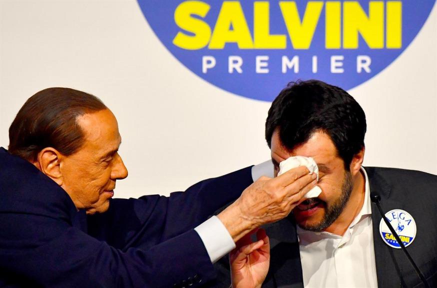 Salvini: 'Confermo la mia fiducia a Marcello Foa'