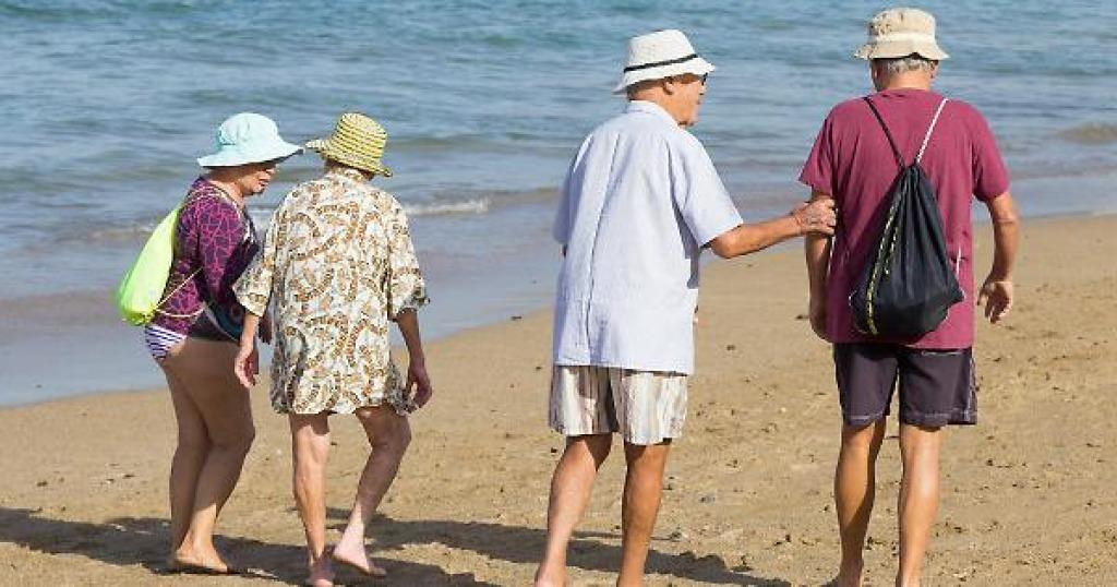Pensionati stranieri invitati in Italia: