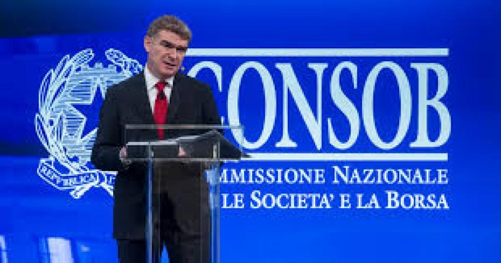 Consob, Anna Genovese presidente vicario dopo uscita Nava