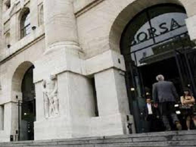 Borse europee giù, Milano chiude ancora in calo