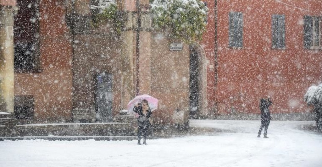 Maltempo in Campania: giovedì arriva il ciclone di Santa Lucia