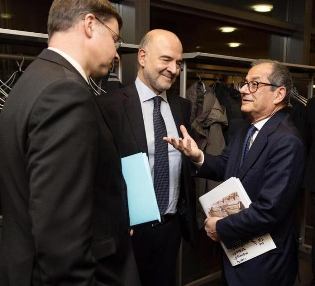 Manovra, niente procedura d'infrazione per l'Italia