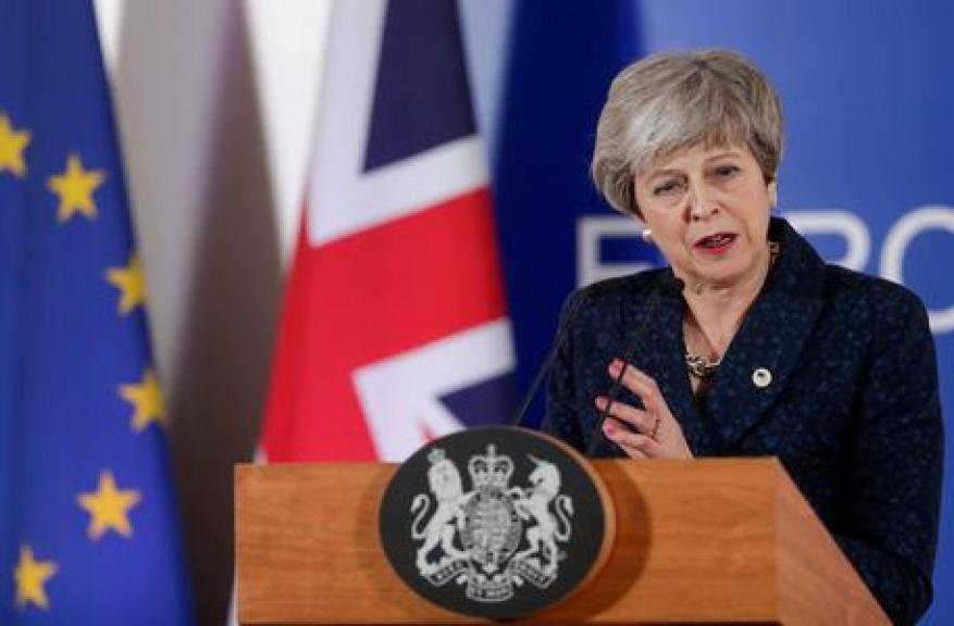 Londra. La May contraria ad annullare la Brexit